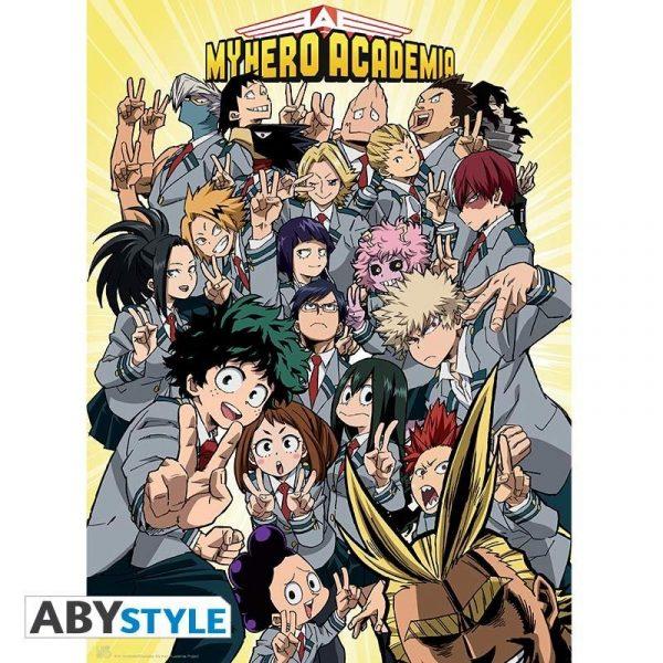 "MY HERO ACADEMIA - Poster ""Class"""