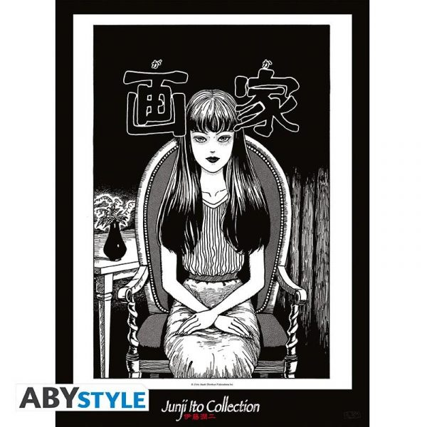 "JUNJI ITO - Poster ""Tomie"""