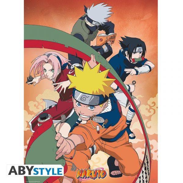 "NARUTO - Poster ""Team 7"""