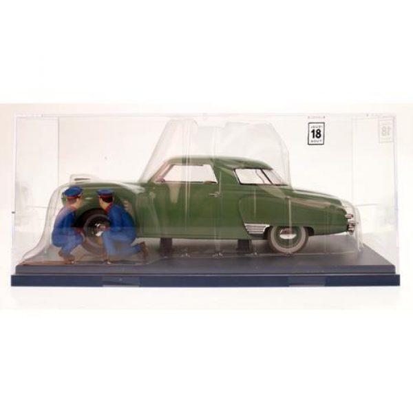 Tintin - 1:24 Modellbil #17 - The Studebaker