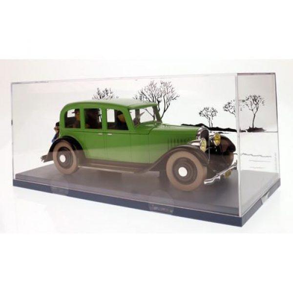 Tintin - 1:24 Modellbil #22 - Mistushirato's Bil