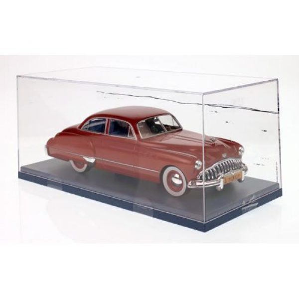 Tintin - 1:24 Modellbil #23 - Buick Roadmaster
