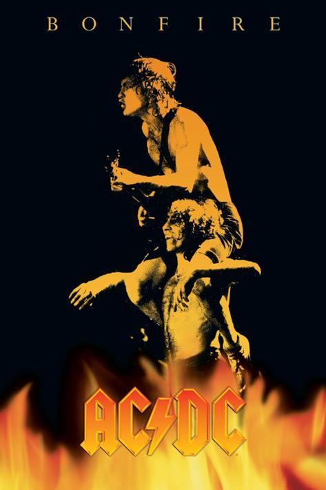 AC/DC BONFIRE