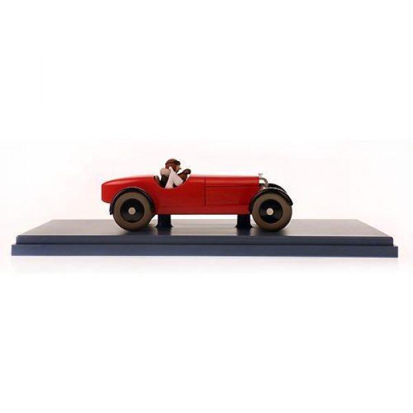 Tintin - 1:24 Modellbil #38 - Röd Amilca