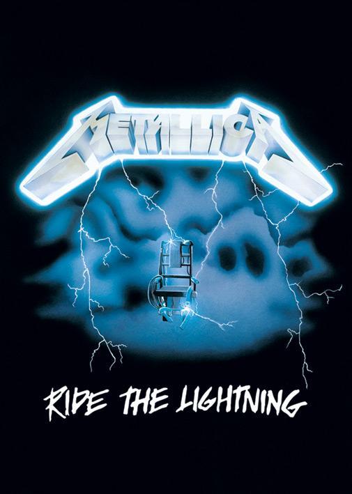 Metallica (Ride the Lightning)