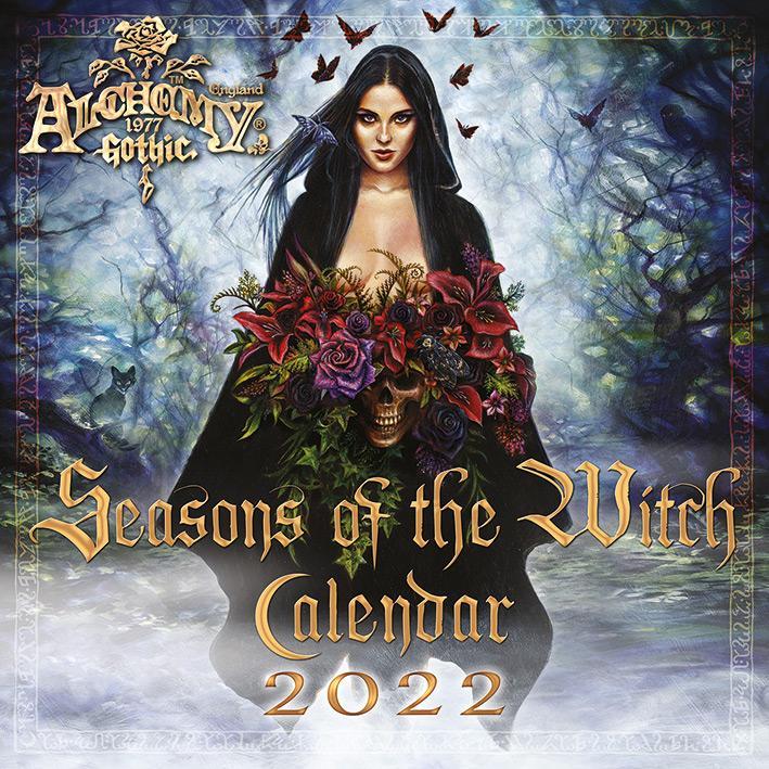 Alchemy 2022 - Kalender 30 x 30 cm
