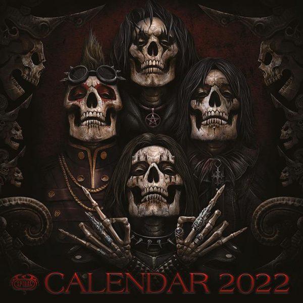 Spiral 2022 - Kalender 30 x 30 cm