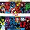 Marvel Retro Comic Book 2022 - Kalender 30 x 30 cm