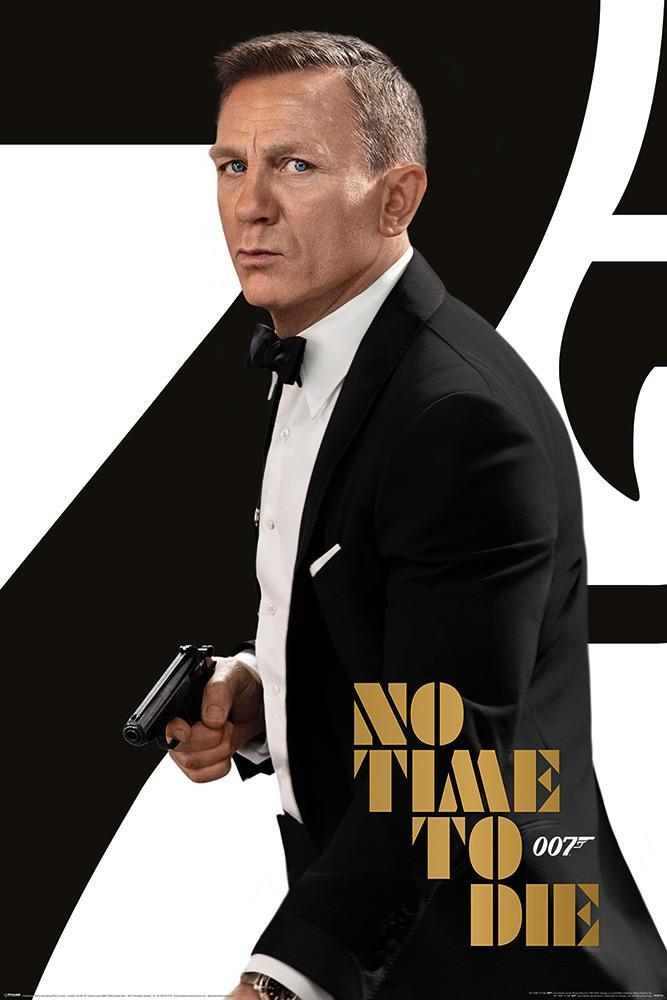 James Bond No Time To Die (Tuxedo)