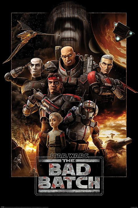 Star Wars: The Bad Batch (Montage)