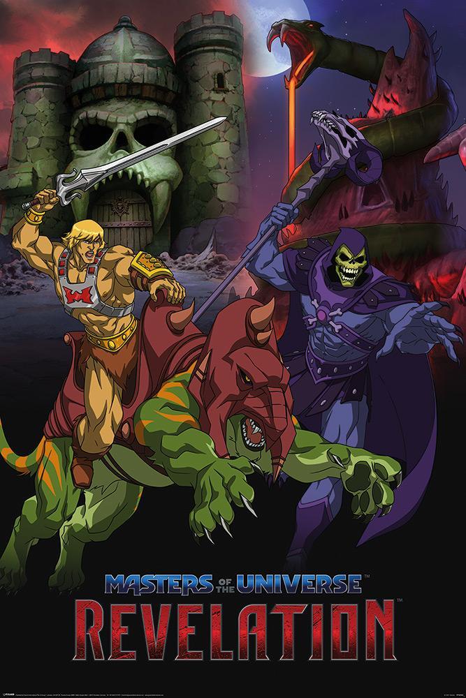 Masters of the Universe: Revelation (Good vs Evil)