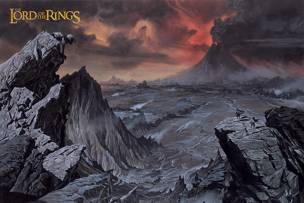 The Lord of the Rings (Mount Doom)
