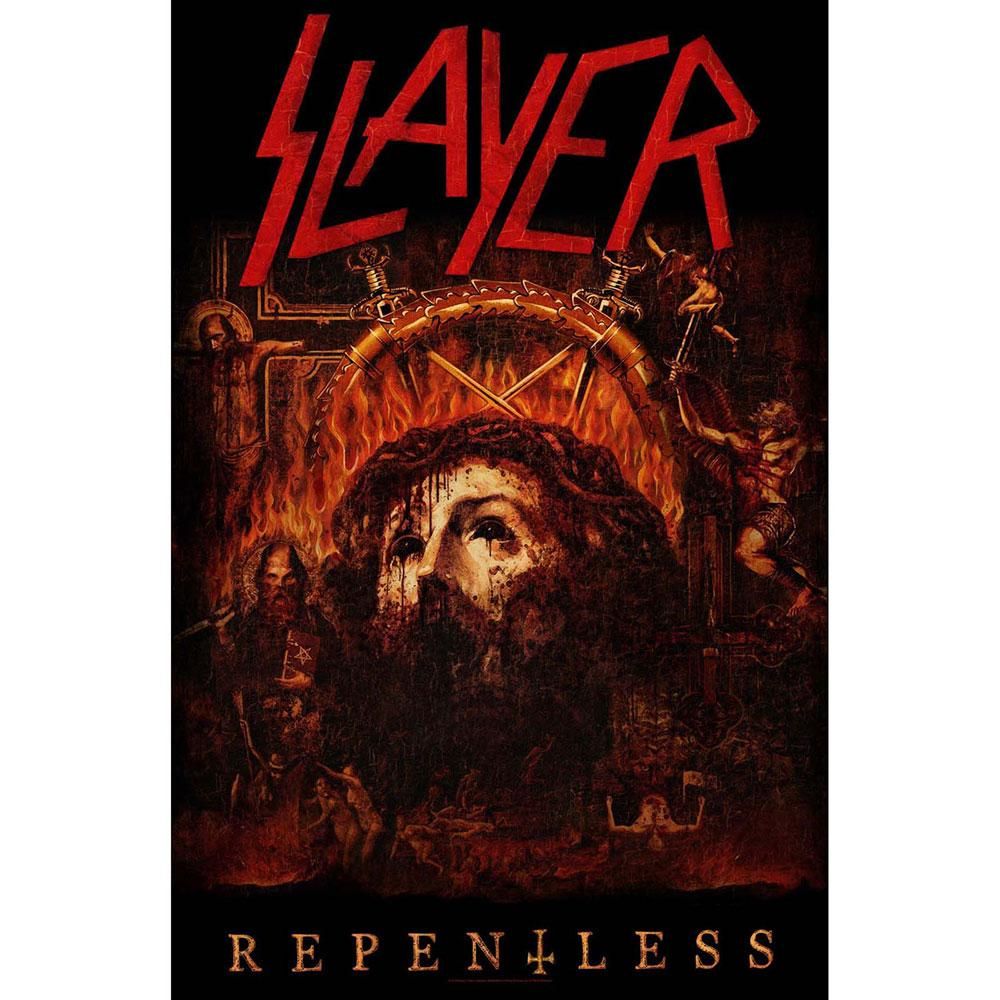 Posterflagga - SLAYER - Repentless