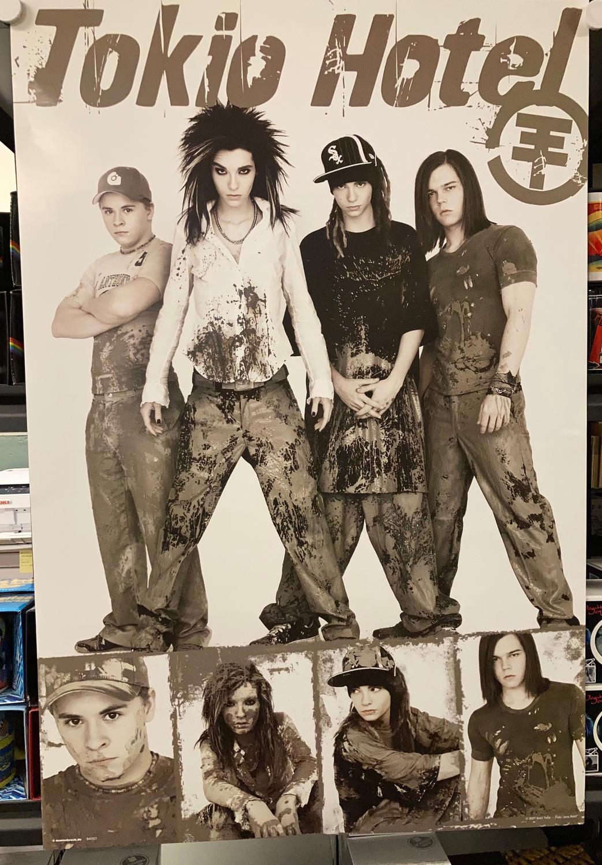 Tokio Hotel - Black and White