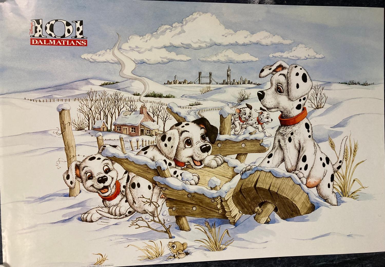 Disney - 101 Dalmatians