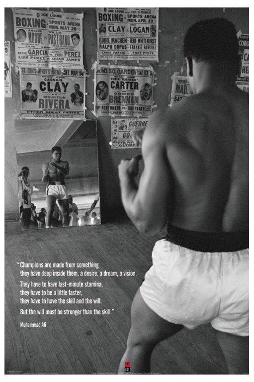 Muhammad Ali - quote