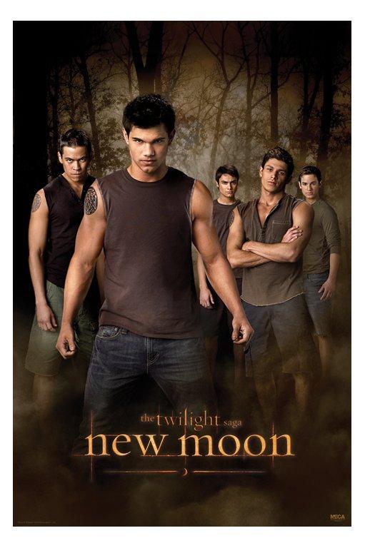Twilight New Moon - Jacob